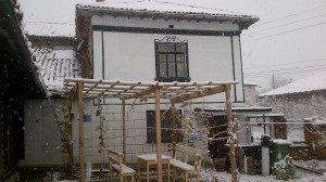 Mogilino House in Winter