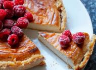 Sambocade - A Medieval Cheesecake